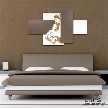 Si 162 laser art style arte e cornici gallery cornici su misura quadri moderni e - Decor art quadri bari ...