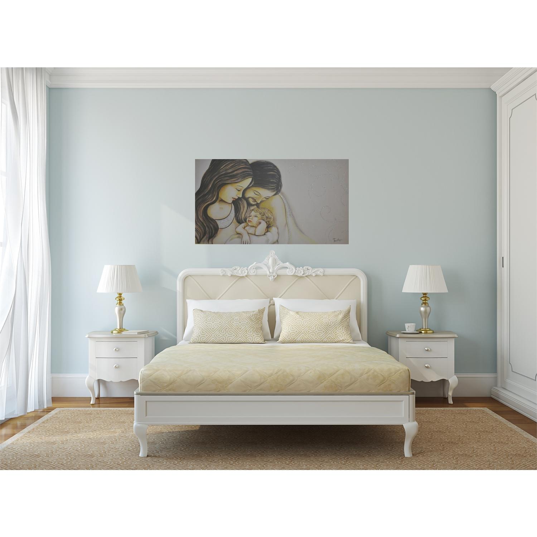 Capezzale moderno e contemporaneo 6 quadri arte e for Quadri sacra famiglia moderni prezzi