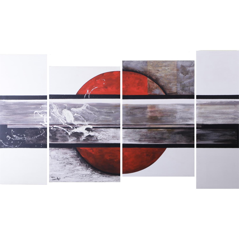 Quadro moderno astratto materico quadri arte e cornici for Quadri a rilievo moderni