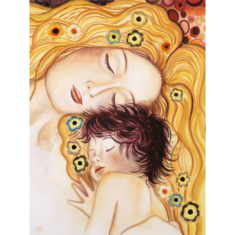 Maternità di Klimt 2 V   Quadri   Arte e Cornici Gallery   cornici ...