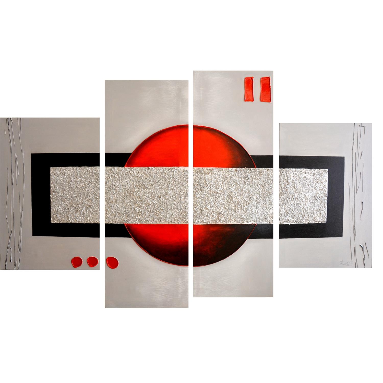 Quadro moderno astratto quadri arte e cornici gallery for Obi cornici su misura